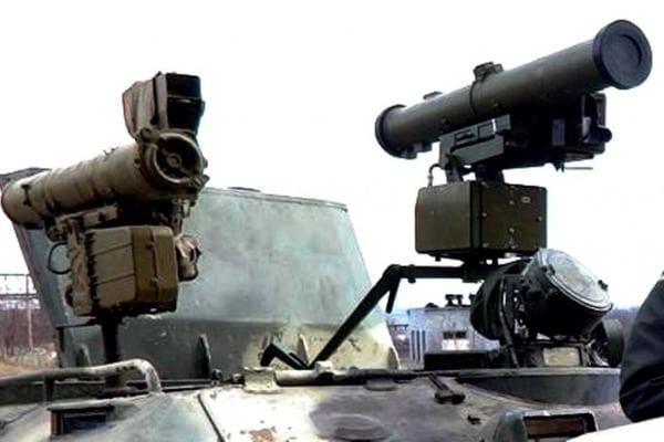 Украина иАзербайджан обсудили совместное производство противотанкового оружия