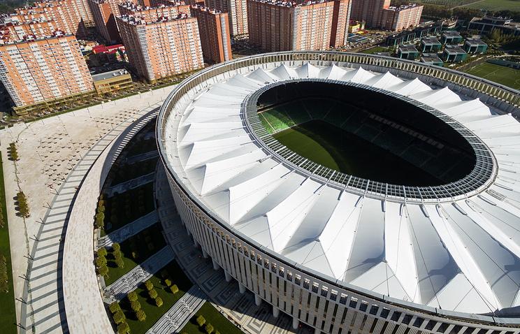 Проект стадионаФК «Краснодар» никогда неокупится— Галицкий