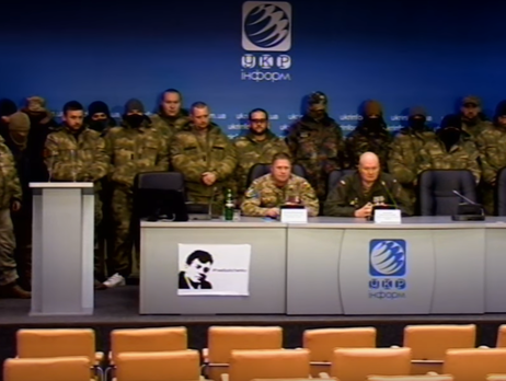 Ветераны АТО ппобещали боевикам блокаду