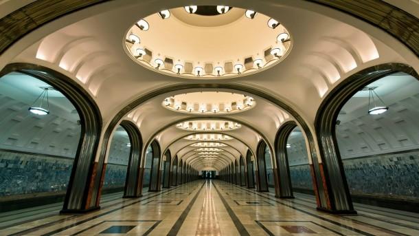 Власти столицы построят еще две конечные станции железной дороги