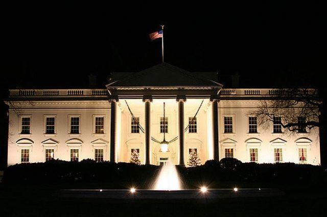Белый дом обвинил СМИ взанижении числа пришедших наинаугурацию