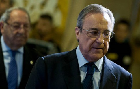 Флорентино Перес планирует покинуть пост президента Реала