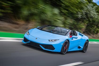 Lamborghini установила новый рекорд попродажам в минувшем году