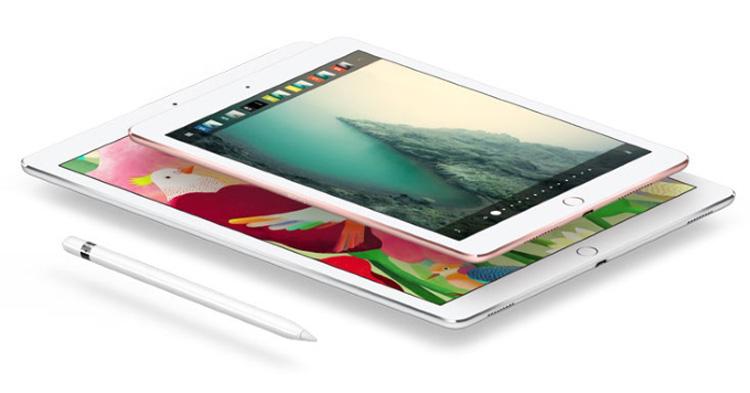 Apple начинает производство 10,5-дюймового iPad Pro