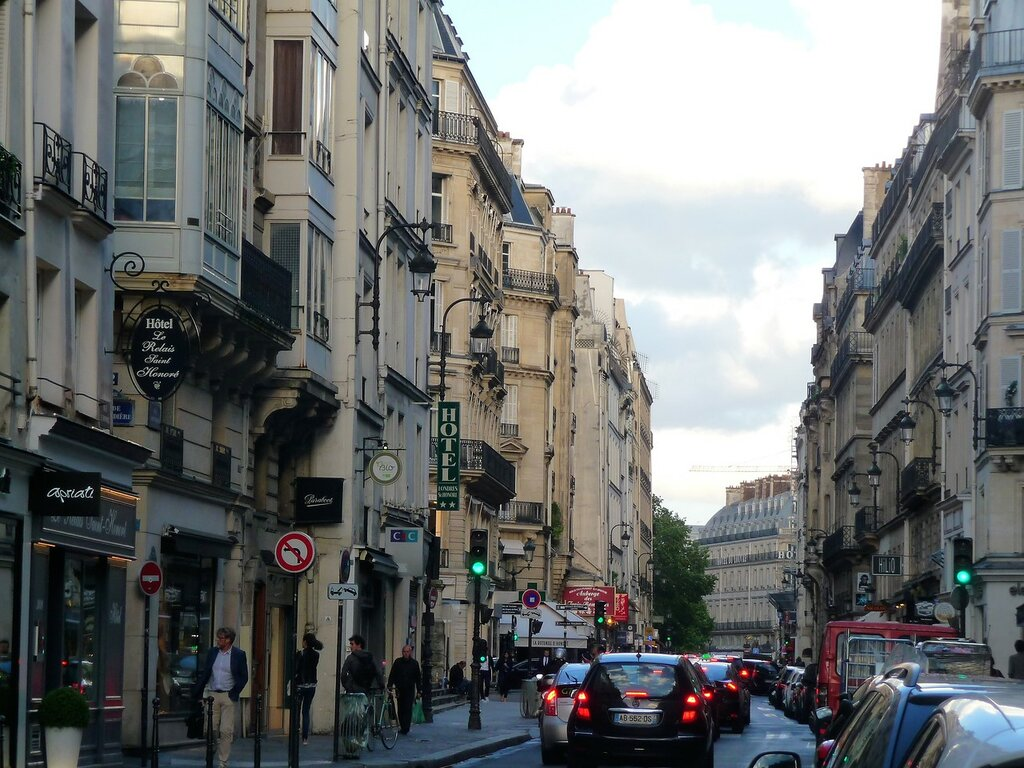 Вечером в Париже-июнь 2017