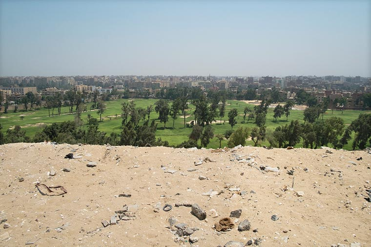 Pyramid of Khufu - Egypt