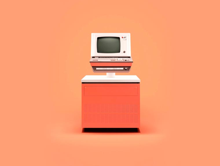 Computer Love - The unexpected beauty of vintage computers