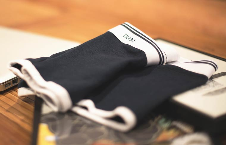 DUOO - These boxers will protect your testicles from the smartphone radiations