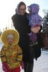 Анна Доронкина с дочерьми