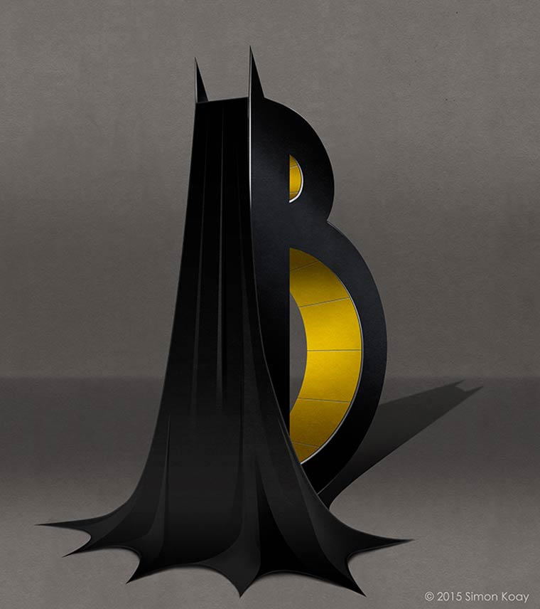 Superbet - Alphabet des super-heros cultes