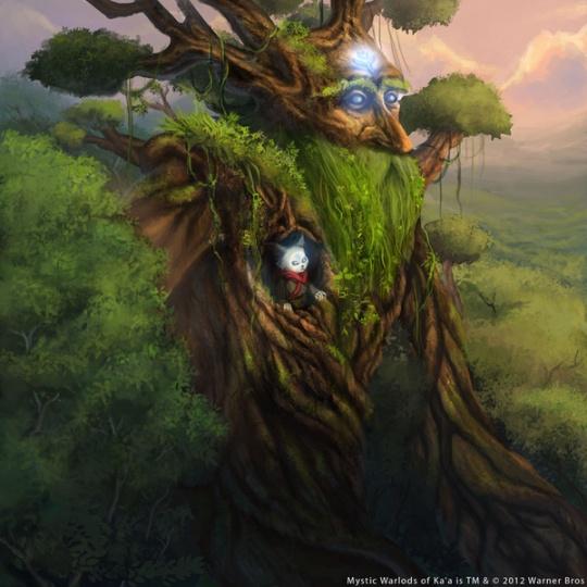 Awesome Fantasy Illustrations by Caravan Studio