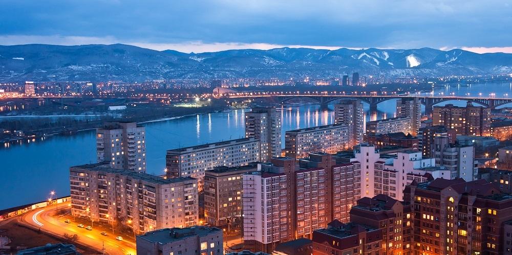 UBER в Красноярске