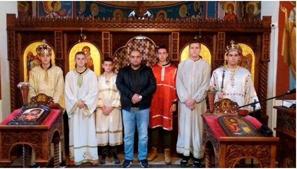 Урок о сербском  просветителе Святом Савве