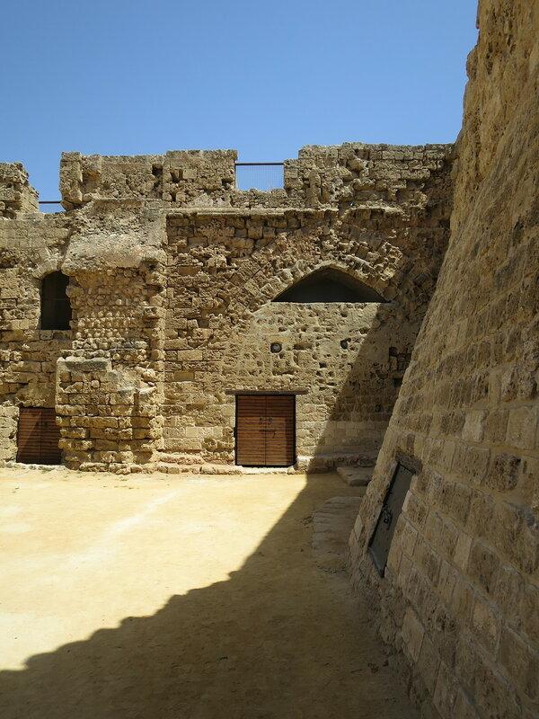 Фамагуста. Крепость. Помещение (4)