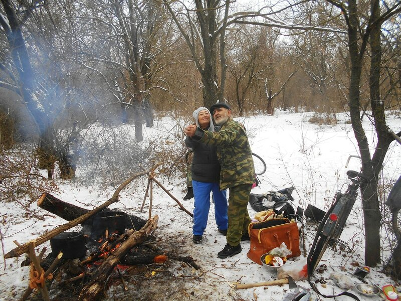 Танцы новогодние в условиях туристического корпоратива ... DSCN0837.JPG