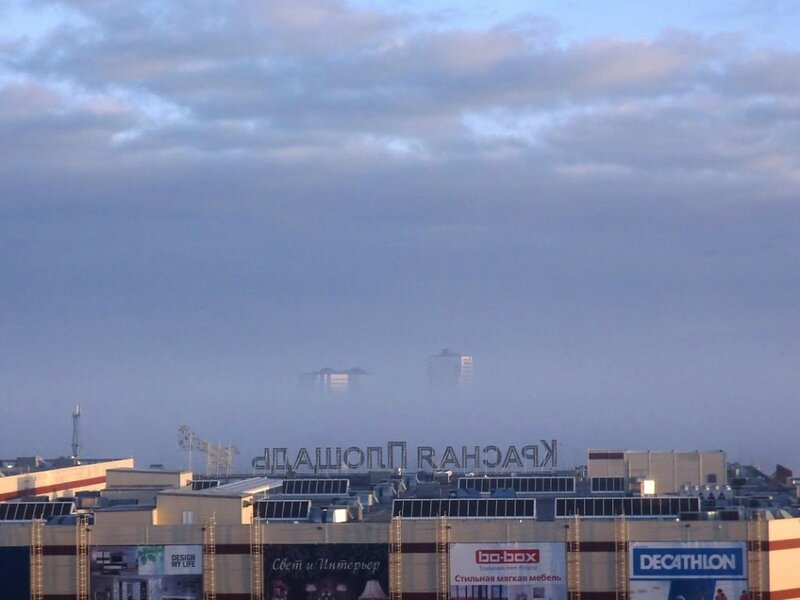 Вид был - фантастический! Из тумана появлялись дома-корабли!.jpg