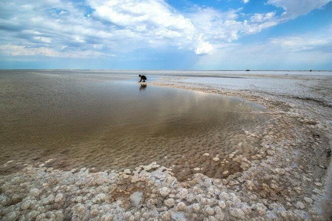 Озеро Баскунчак. Лечение псориаза опыт - Псориаз Давайте лечиться вместе