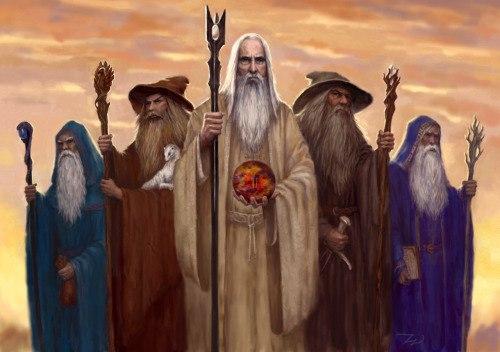 Пять мудрецов. Притча