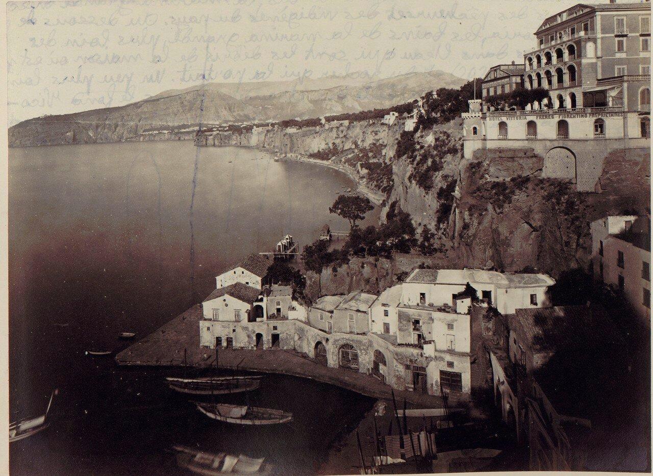98. Окрестности Неаполя. Отель Виктория