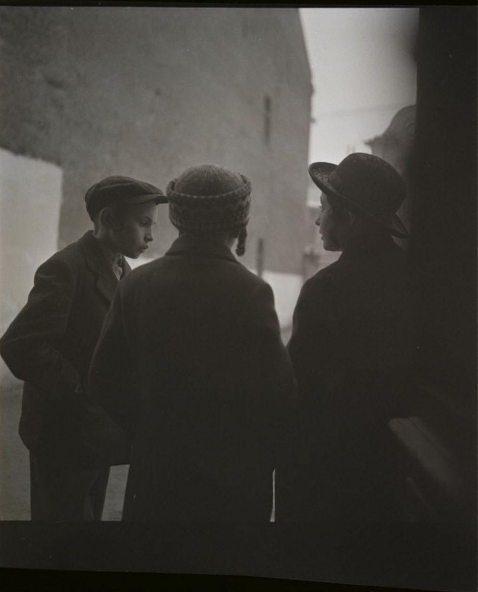 Три еврейских мальчика