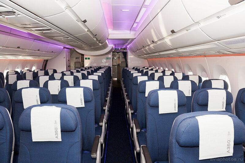Airbus A350-941 (F-WWCF) Airbus Industrie 016_D702847