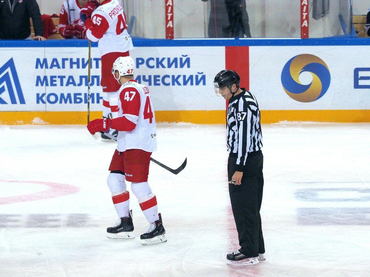 88 Металлург - Спартак 30.11.2017