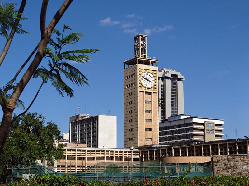 Почему Африка? Привет, Найроби!