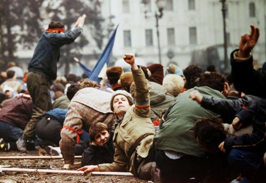 Румынские революционеры