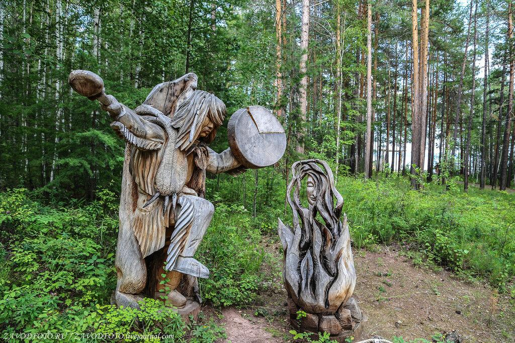 «Ангарская деревня» - великолепный музей под открытым небом