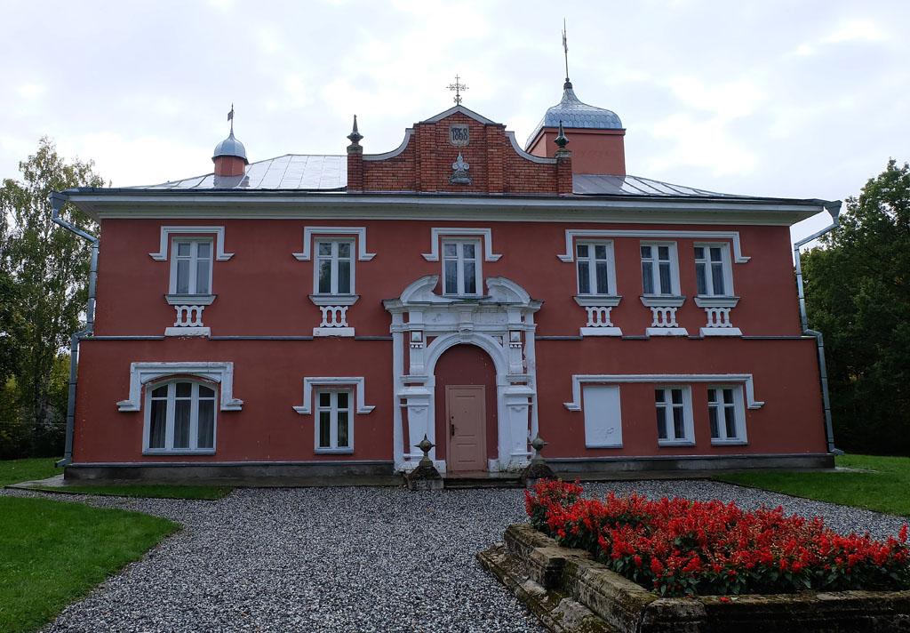 Усадьба Пашковых, дом управляющего