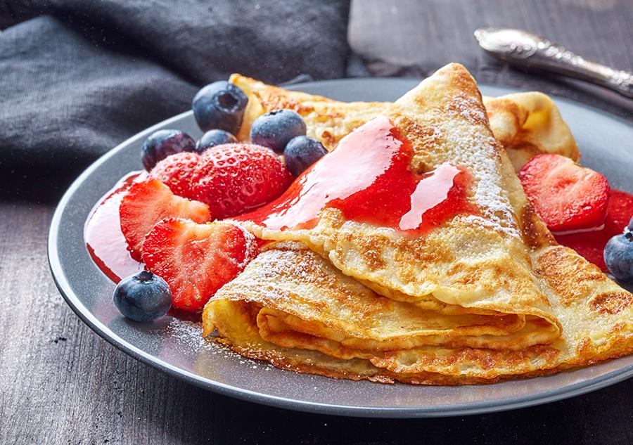 Pancakes and Crepes / фото Mara Zemgaliete и Maris Zemgalietis