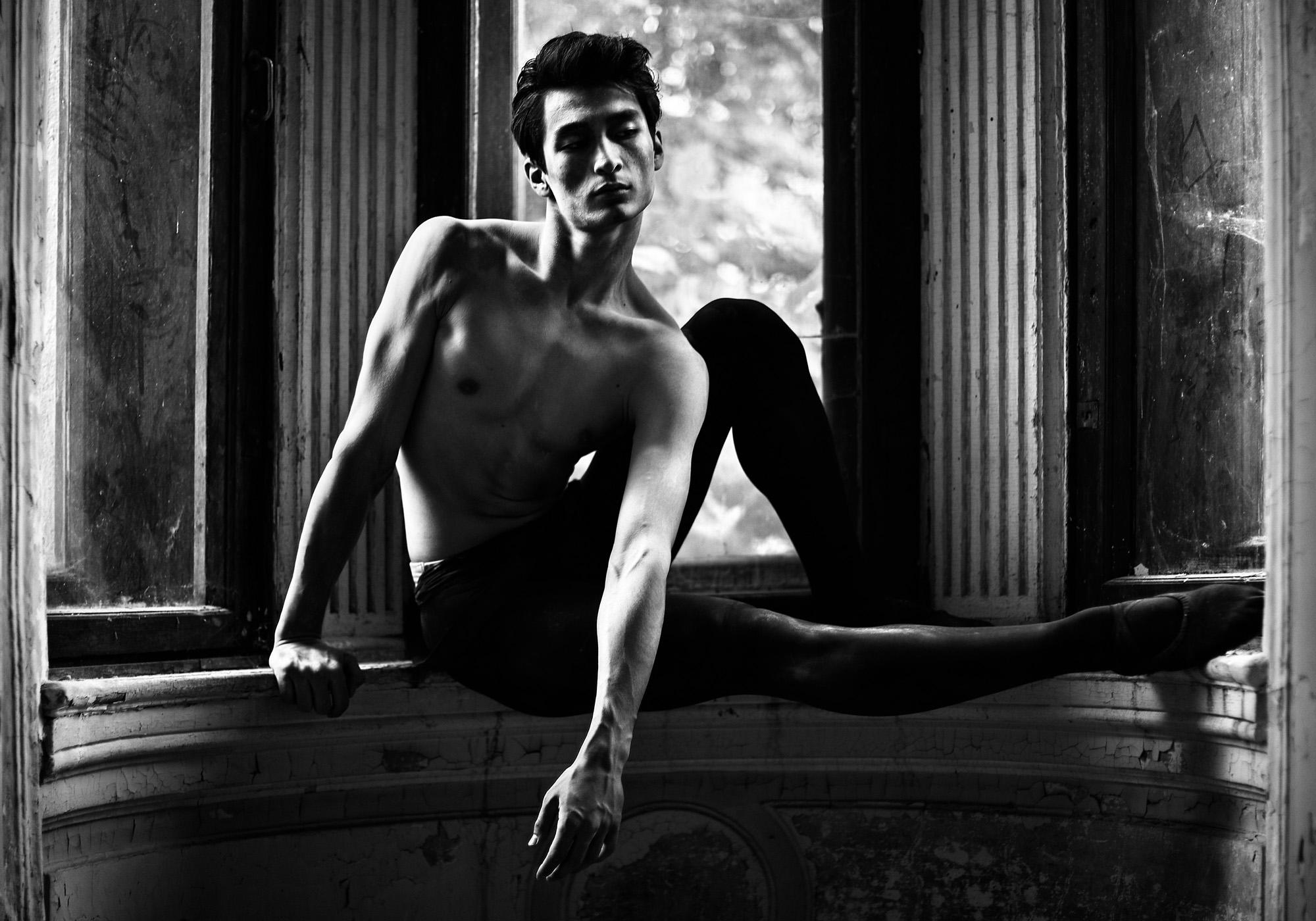Танцоры / фотограф Данил Головкин