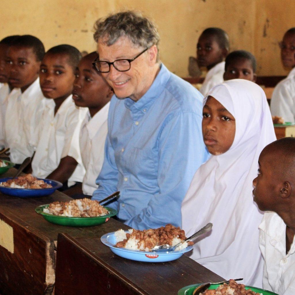 Жизнь миллиардера вфото: Билл Гейтс завел Instagram