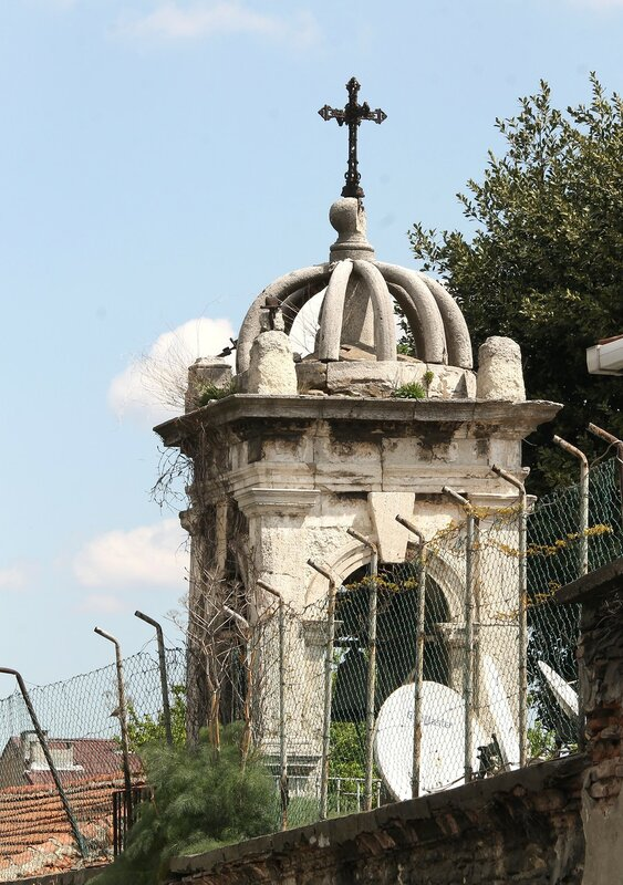 Istanbul. Greek Orthodox Church (Rum Ortodoks Kilisesi)