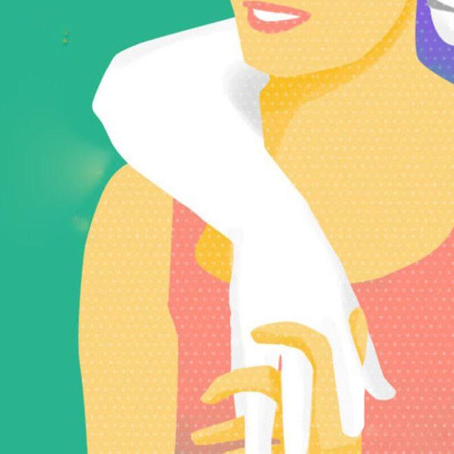 Как и в случае с переплетенными пальцами, такой вид объятия означает, что вы очень близки. Интересно
