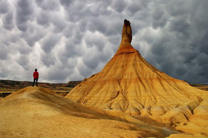 Необычные облака: Mammatus (21 фото)