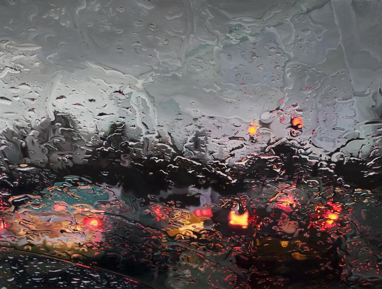 Фотореализм Грегори Тилкер