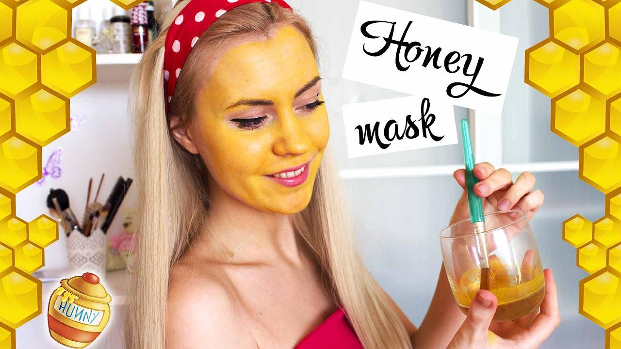 Мед для лица, волос и тела (2 фото)
