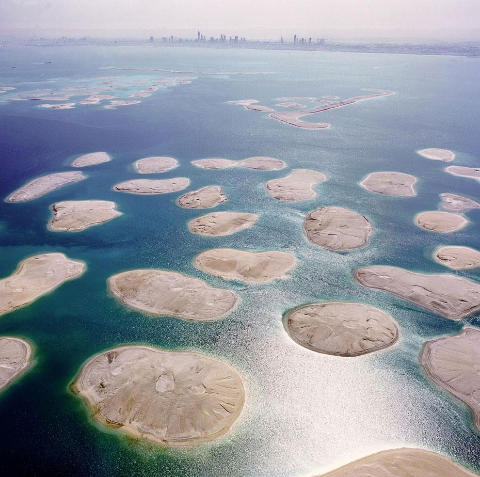 Смоет ли искусственные острова? Архипелаг Мир, несмотря на то, что полностью окружен водой, сконстру