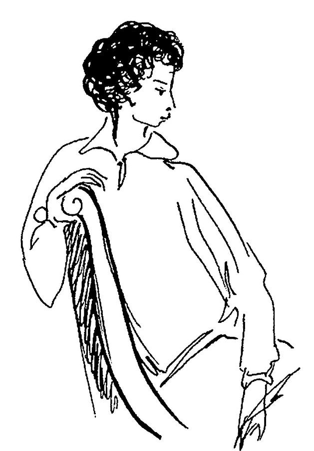 Фото 14 - Пушкиниана - Поэт в 15 лет, или Лучший поэт лицея, 1968 г..jpg