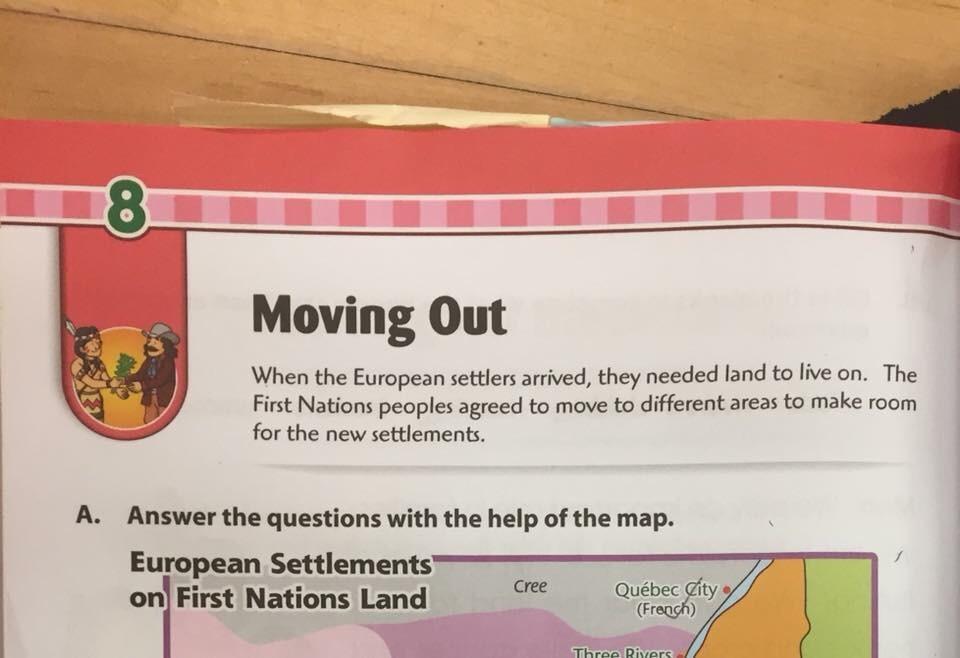 Западные учебники предлагают свежий взгляд на колонизацию