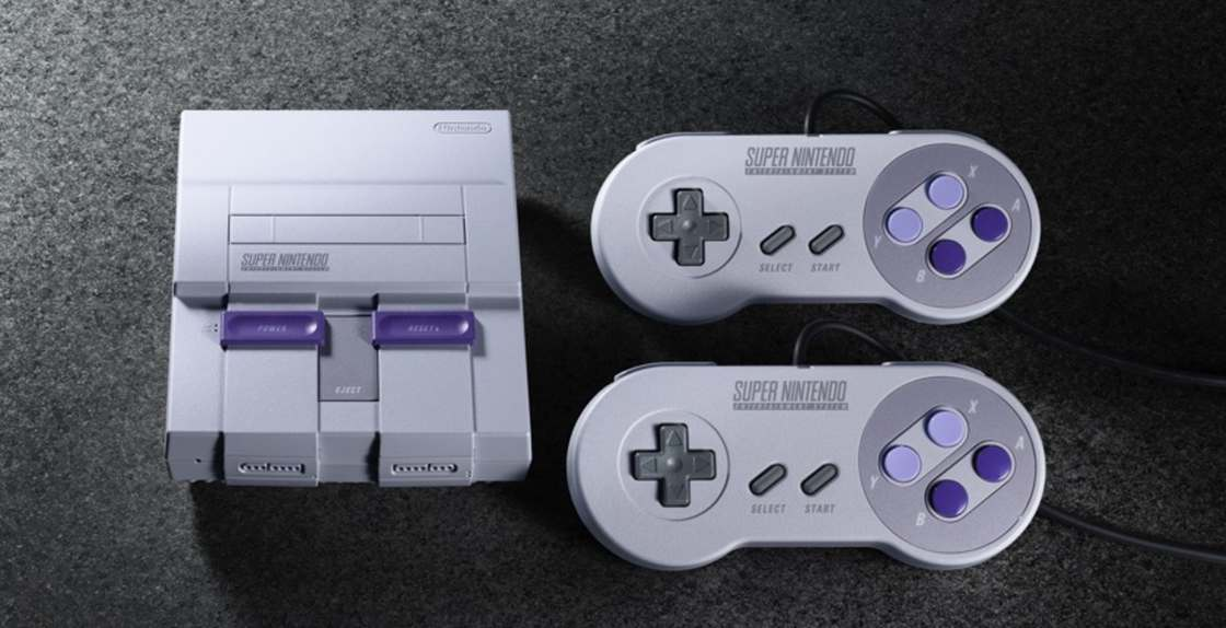 Nintendo announces the SNES Classic Edition