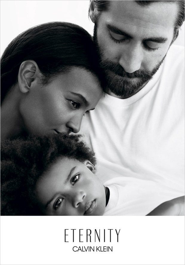 Jake Gyllenhaal is the New Face of ETERNITY Calvin Klein Fragrance (1 pics)