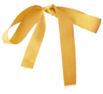 sussieM Welcome my Little Bear Yellow Ribbon 2.png