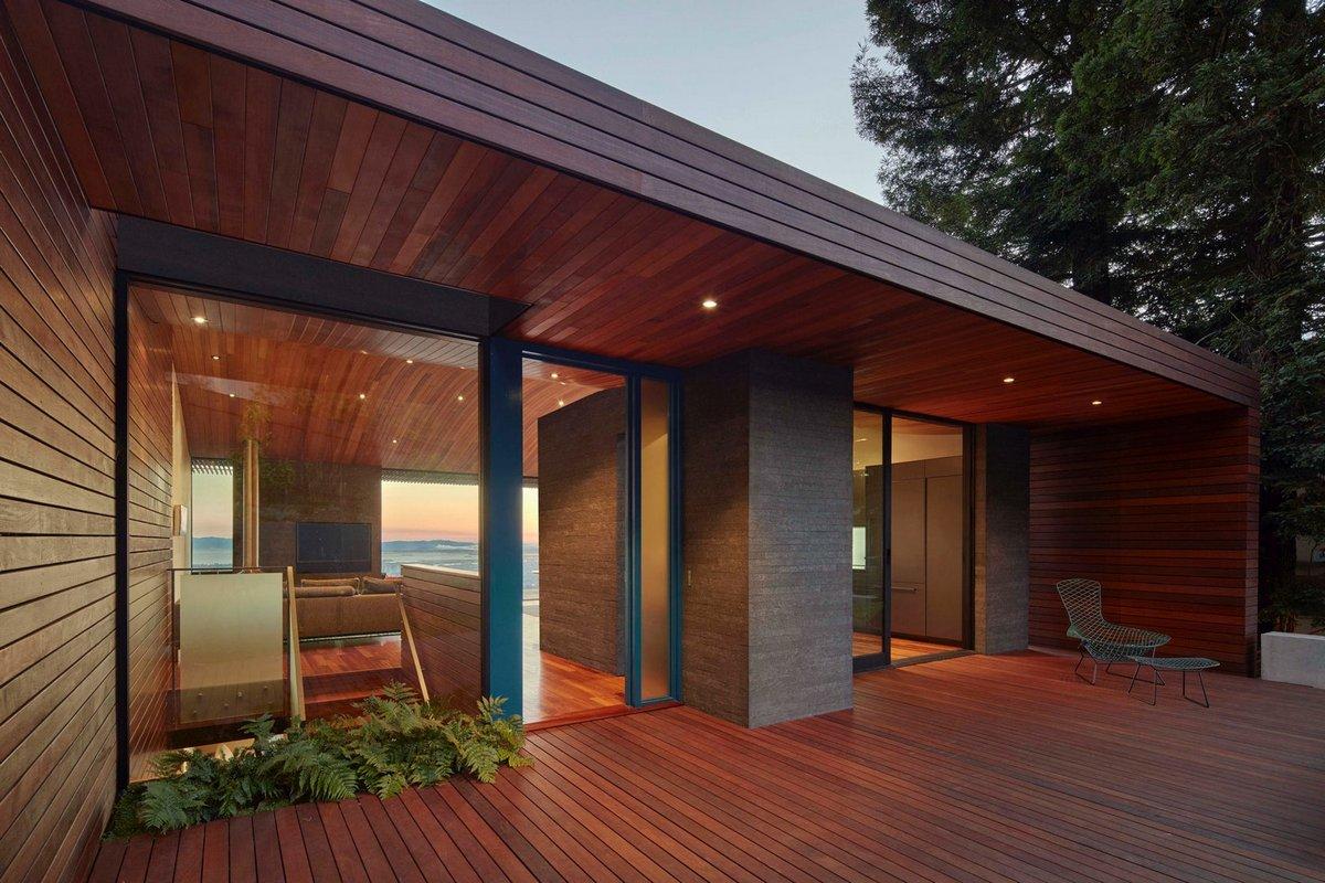 Skyline House в Калифорнии
