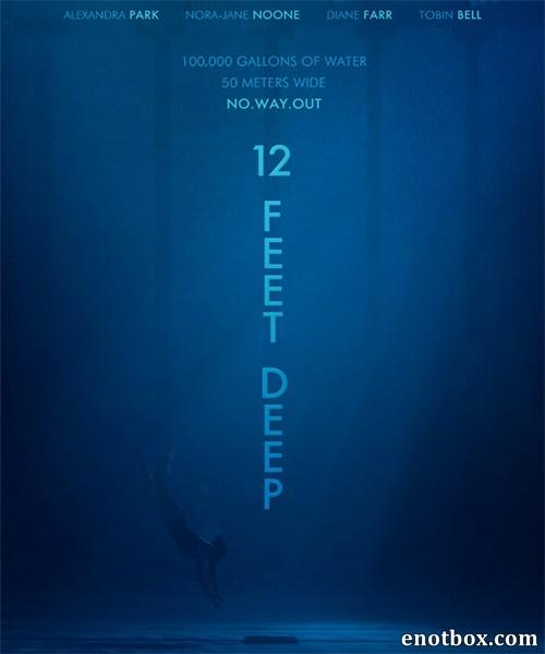 12 футов глубины / 12 Feet Deep (2016/WEB-DL/WEB-DLRip)