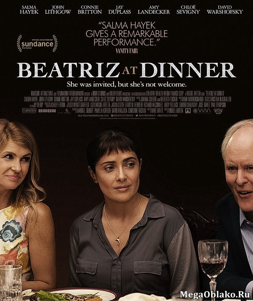 Беатрис за ужином / Beatriz at Dinner (2017/WEB-DL/WEB-DLRip)