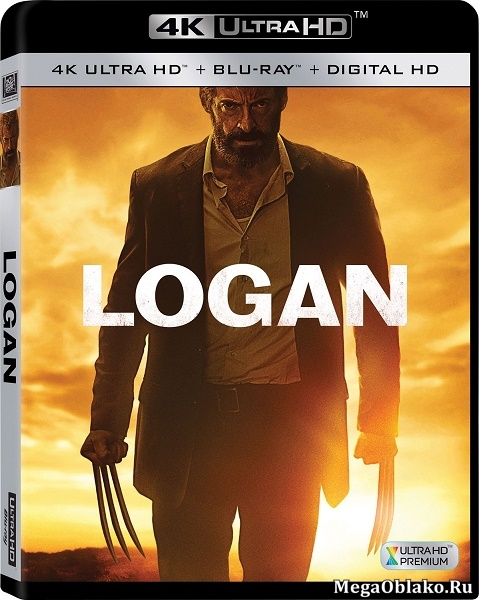 Логан / Logan (2017) | UltraHD 4K 2160p