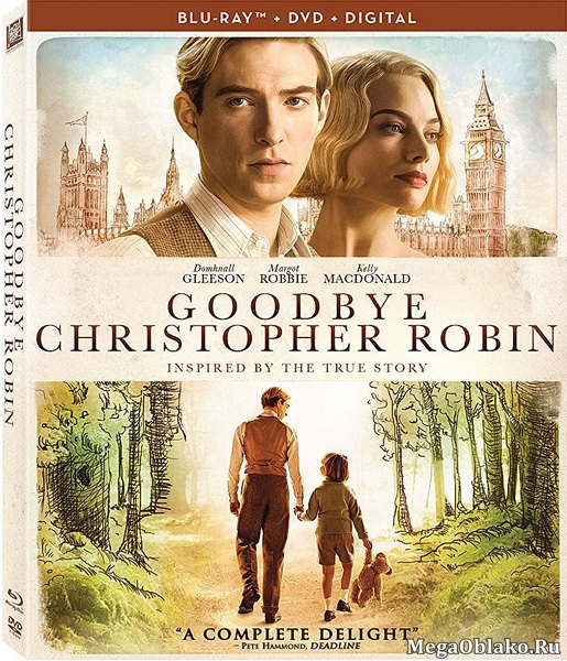 Прощай, Кристофер Робин / Goodbye Christopher Robin (2017/BDRip/HDRip)