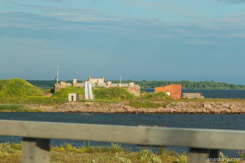 Форт, Санкт-Петербург, Кронштадт